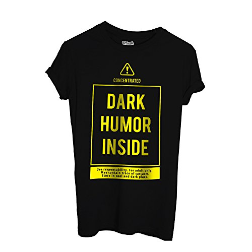 MUSH T-Shirt Dark Humor Inside Dress Your Style Nera