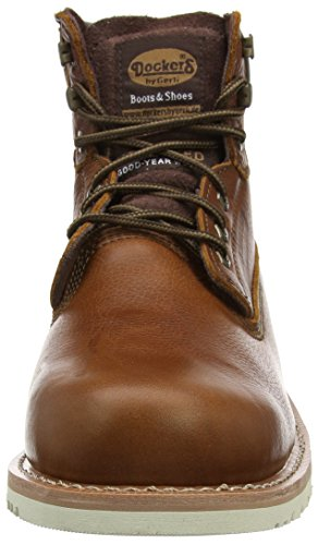 Dockers by Gerli 33CR001, Boots homme Marron (Dunkelbraun 380)