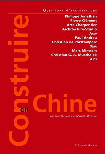 Construire en Chine