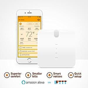 Airpatrol WiFi. Smart Air conditioner controller per split e AC portatile AC. iOS/Android compatibile, versione UE, funziona con Amazon ALEXA con Ifttt