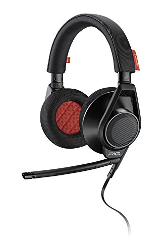 Plantronics RIG FLEX GAMING HEADSET + TWO MIC OPTIONS 41 2B0DUirEEL