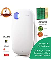Coway Sleek Pro AP-1009 Air Purifier (Pre Filter, True Activ