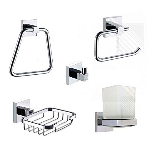 arian essenza bathroom accessory kit the premium essential bathroom accessory set