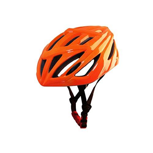 Schuhe Kleinkind Sattel (Matry-049 Einteilige Helm-Nachtfahrt Fahrrad-Helm-Profi für Road & Mountain Biking - Safety Certified Fahrradhelme für Erwachsene Männer & Frauen, Teen Boys & Girls - Bequeme, leichte, atmungsaktive LED-Rückleuchten ( Color :)