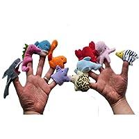 HUHU833 Finger Puppet, Finger Even, Storytelling, Good Toys, Hand Puppet
