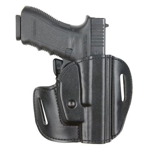 Model 537 GLS Open Top Concealment Belt Slide Holster (Belt Holster Slide)