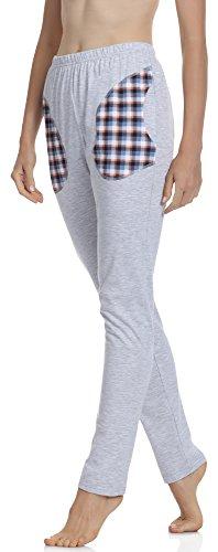 Merry Style Pantaloni del Pigiama Donna MPP-002 Melange
