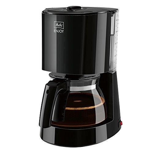Melitta 1017-02, Filterkaffeemaschine mit Glaskanne, AromaSelector, Kaffeemaschine Enjoy Basis,...