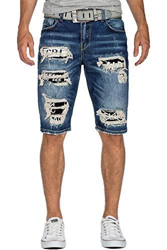 Cipo & Baxx Herren Shorts CK175 W34 -