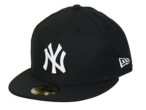 New Era MLB Basic NY Yankees casquette 6 7/8 black/white