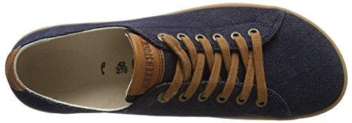 Birkenstock Arran Herren, Sneakers basses homme Bleu (Blue)
