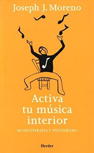 Activa tu música interior: Musicoterapia y psicodrama