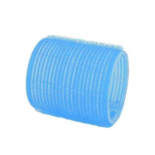 HairCult Haftwickler JUMBO 60 mm, 6 St., Ø 56 mm hellblau
