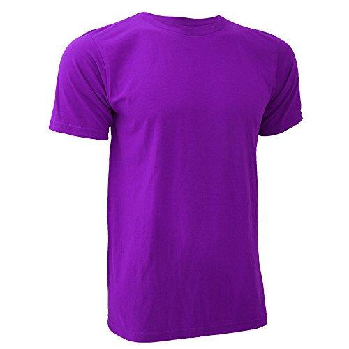 Anvil Herren T-Shirt Substainable Tee Violett