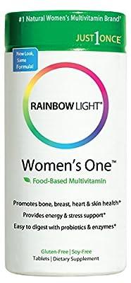Rainbow Light Women's One Multivitamin 150 Tablets from Rainbow Light