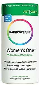 Rainbow Light, Women's One Multivitamin, 90 tablets