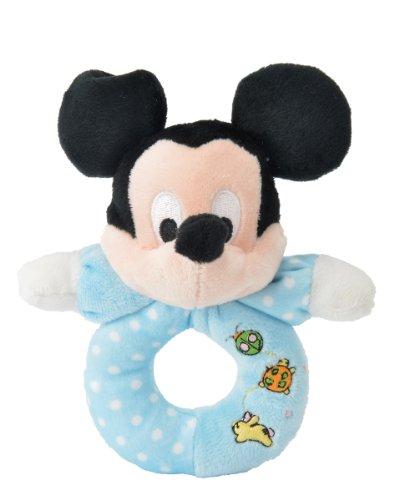 Nicotoy Simba Toys 6315879478 - Sonaglio di Peluche Topolino