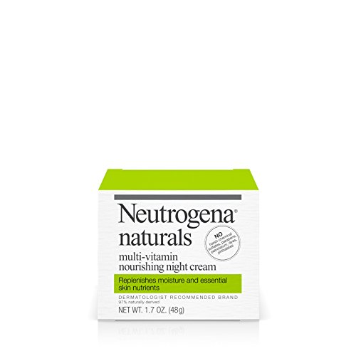 Neutrogena Naturals Naturals Multi-Vitamin Cream (Nachtpflege) aus USA