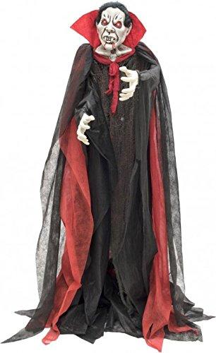 EUROPALMS Halloween Vampir, stehend, 180cm