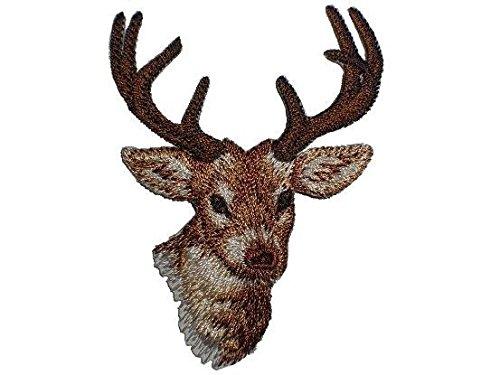 hirsch-54-cm-72-cm-bugelbild-reh-waldtiere-rehe-jagd-trachten-aufnaher-applikation-patch-aufbugler