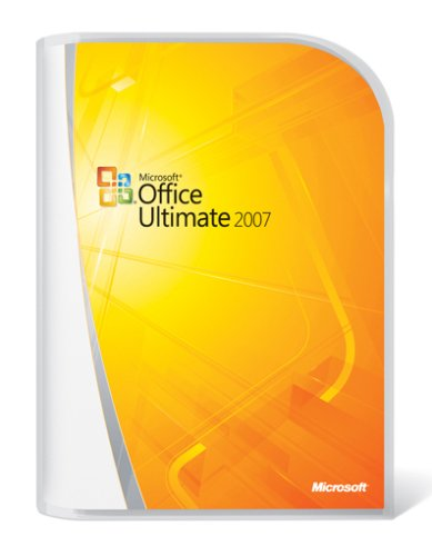 Microsoft Office Ultimate 2007 deutsch - Xp Office Microsoft Windows