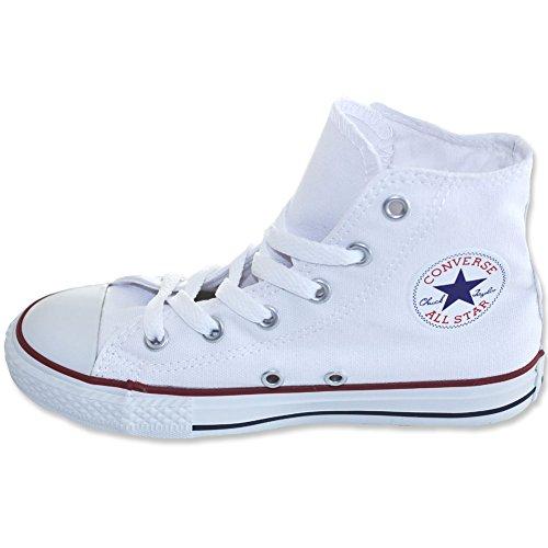 Converse Chuck Kids CT CORE HI OPTICAL WHITE (32, weiß)