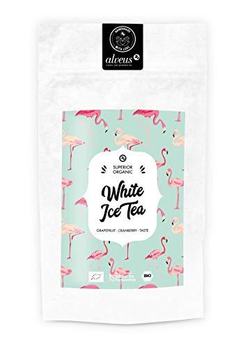 Cranberry-ingwer (Alveus White Ice Tea - Grapefruit-Cranberry Taste - 100g Bio-Eistee Packung)