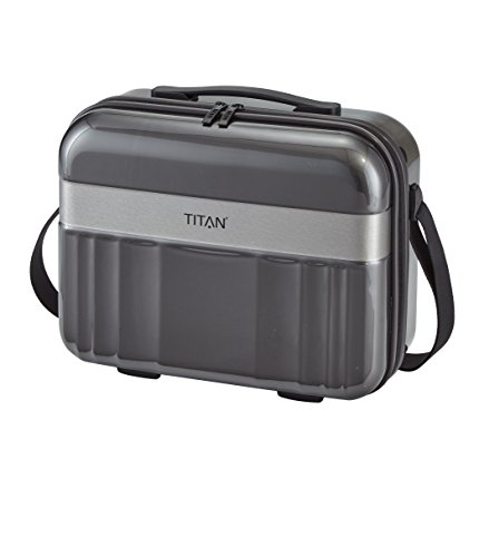 TITAN Spotlight Flash Beautycase 831702-04 Koffer, 21.0 Liter, Anthrazit - 4