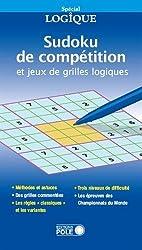 Sudoku de compétition et jeux de grilles logiques - Les grilles du Championnat du Monde