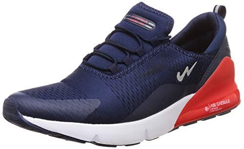 Campus Men's Dragon Navy/Sky Running Shoes-8 UK/India (42 EU) (5G-634)