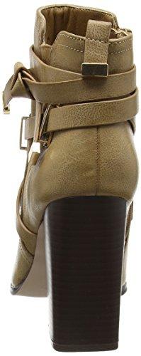Miss Selfridge Ary's, Boots classiques femme Marron (Beige)