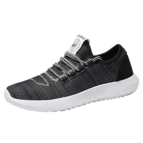 Chaussures de Sports Homme CIELLTE Sneakers Chaussures de Course 2018 Mode Baskets Fitness Gym Adulte Mixte Entraînement Fermeture Lacets