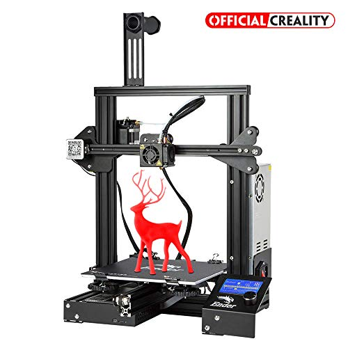 [Boutique Officielle Creality 3D] Ender 3 Imprimante 3D...