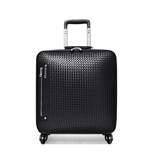 PINCHU Cabine de luxe a approuvé 16 pouces valise en...