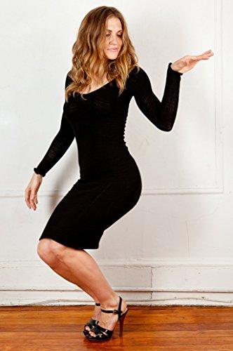 KD dance New York - Robe - Robe - Femme Prune