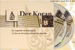 Der Koran - Hörbuch, Vollständige Ausgabe (2 MP3-CDs)