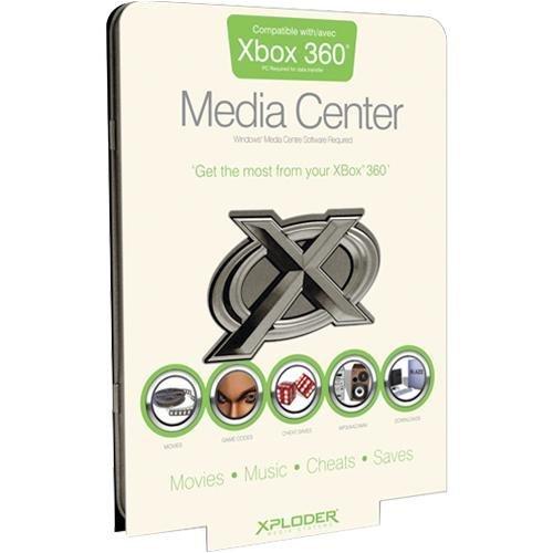 Xploder Media Center for Xbox 360 by Xploder (360 Media Xbox Center)