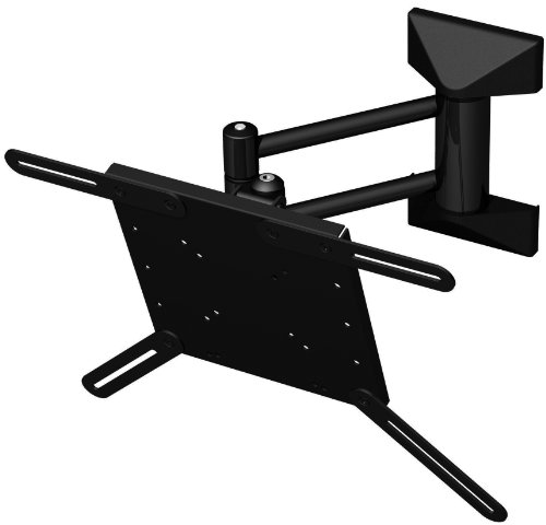 PMV Mounts Medium Sized Universal Twin Arm Articulating Wall Mount for Screens from 21 to 31 inch Articulating Wall Mount Bracket