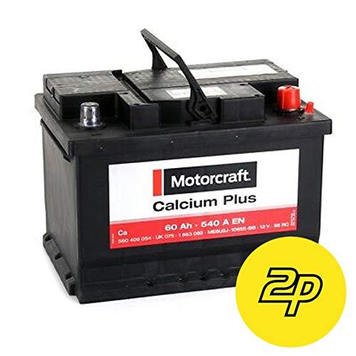 Batteria Originale Motorcraft 12V 60Ah 540A