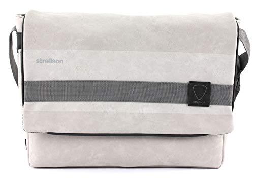 Strellson Finchley Messenger 36 cm Laptopfach, beige