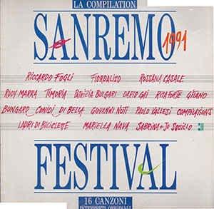 (VINYL LP) Sanremo Festival 1991