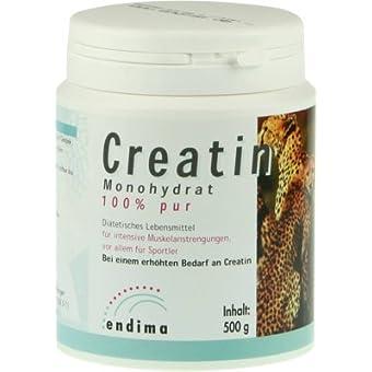 Creatin Monohydrat Endima