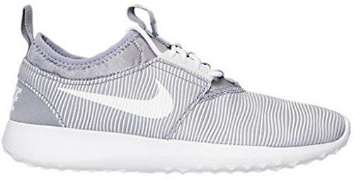 Nike Wmns Juvenate Sm, Chaussures de Sport Femme gris - Gris (Stealth / White-Pure Platinum)
