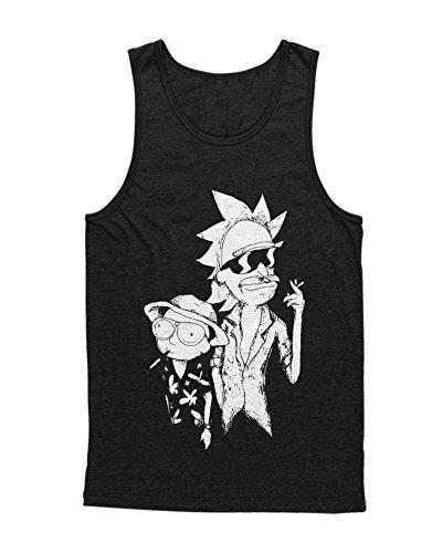 Tank-Top Rick & Morty