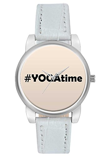 Women's Watch, BigOwl Yoga Time Designer Analog Wrist Watch For Women - Gifts for her dials