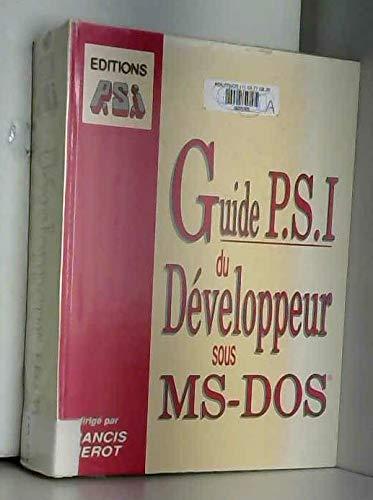 Guid.p.s.I devel.ms-dos
