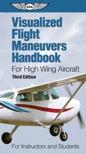 Visualized Flight Maneuvers Handbook for High Wing Aircraft: For Instructors and Students (Visualized Flight Maneuvers Handbooks) by ASA Test Prep Board (2013-05-23)