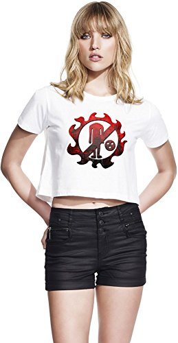 New Fishman Pirates Logo Continental Recadrée Jersey Femmes Small