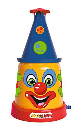 BIG Spielwarenfabrik BIG 800076548 - Aqua-Clown