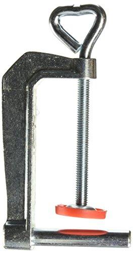 Bessey TK6 - Mordaza de mesa (8 mm de diámetro, apertura de 60 mm)